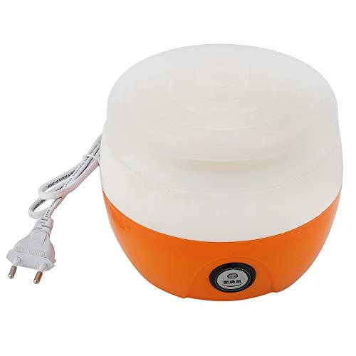 SATIC Eléctrico Automático Máquina Fabricante de Yogur Yogur DIY Herramienta Contenedor de Plástico Aparato de Cocina UE Enchufe
