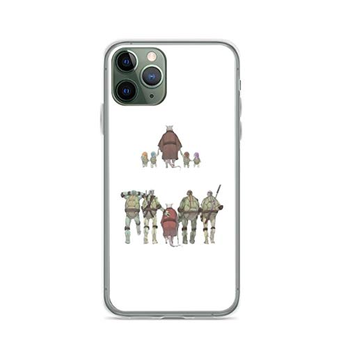 Phone Case TMNT The Teenage Mutant Ninja Turtles Compatible with iPhone 6 6s 7 8 X XS XR 11 Pro Max SE 2020 Samsung Galaxy Shockproof Drop Scratch