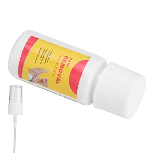 Crema Depilatoria, Spray Inhibidor De Pelo De Tamaño Pequeño Portátil Con Cabezal De Spray Para Mujeres Para Depilación De Piernas Para Depilación De Axilas Para Depilación De Brazos
