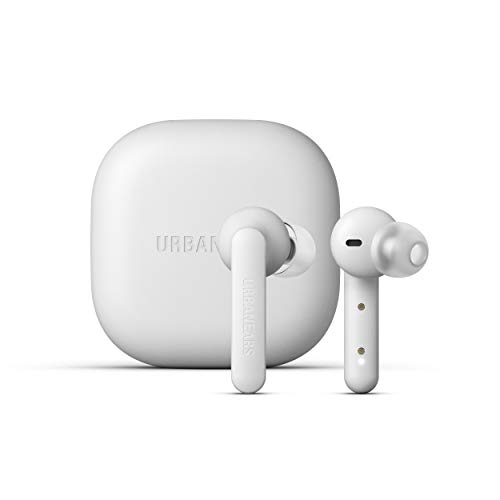Urbanears Alby True Wireless Earbuds with Charging Case, Dusty White