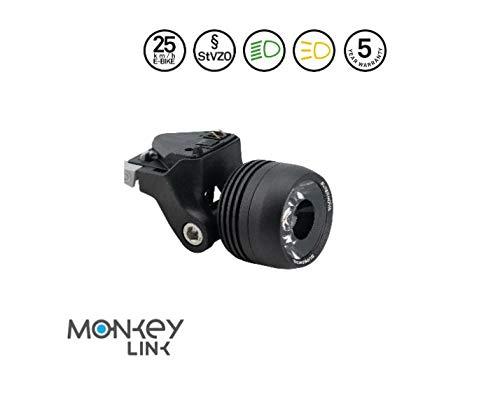 SUPER NOVA MINI-2-ML Supernova Mini 2 Mini 2 für MonkeyLink E-Bike Frontleuchte LED Scheinwerfer für E-Bike Bosch Alber Brose