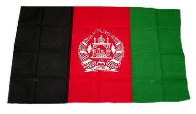 Fahne/Stockflagge Afghanistan 30 x 45 cm Flagge