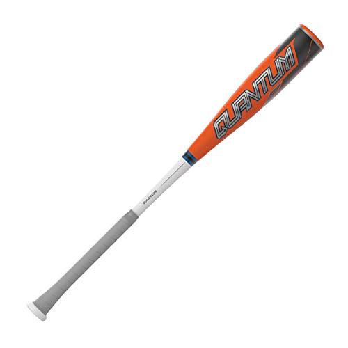 Easton Boys' QUANTUM Baseball Bat, Multicolor, 27/16oz