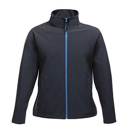 Regatta Standout Damen Softshelljacke Ablaze bedruckbar (44 DE) (Marineblau/Blau)