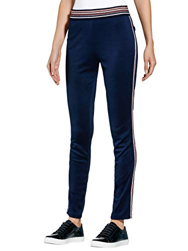Alba Moda Hose in Interlock-Qualität Marineblau