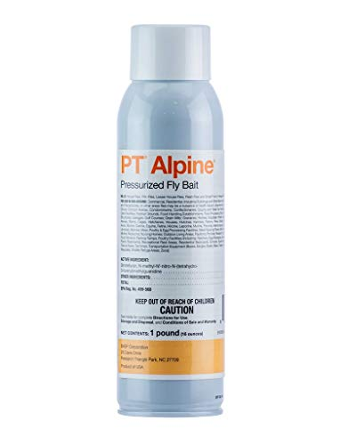 PT Alpine Pressurized Fly Bait - 16 oz can - by BASF