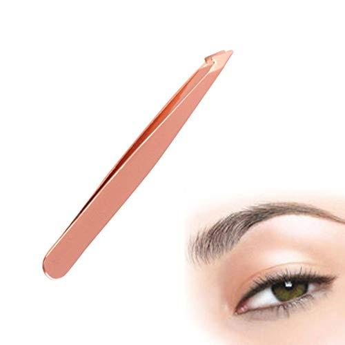 Brucelles Pincette Pince à épiler pour les Poils Du Visage Pincettes de précision Meilleure Précision pour Sourcils Rapide À Sourcils d