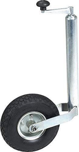 HP-Autozubehör 25288 Anhänger-Stützrad Luftreifen