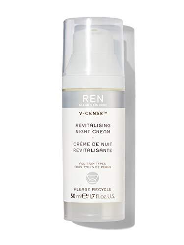 Ren V-Cense(TM) Revitalising Night Cream, 50 ml