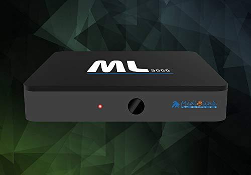 Medialink ml-9000 4K Android IPTV-Receiver 2160p H.265