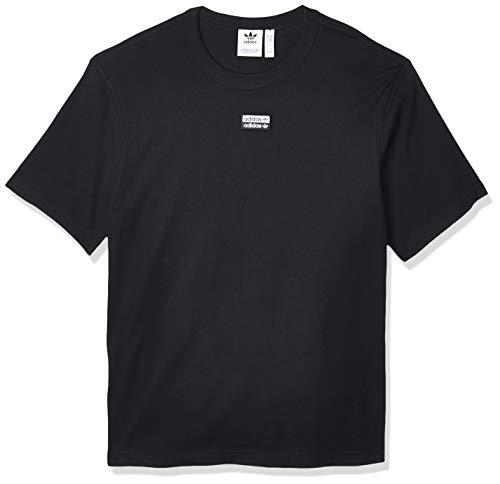 adidas Herren T-Shirt F Tee, Black, XS, FM2267