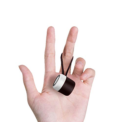 Eageroo Bluetooth Mini Lautsprecher tragbar Speaker,Stereo Klang mit tiefem Bass Technologie,TWS