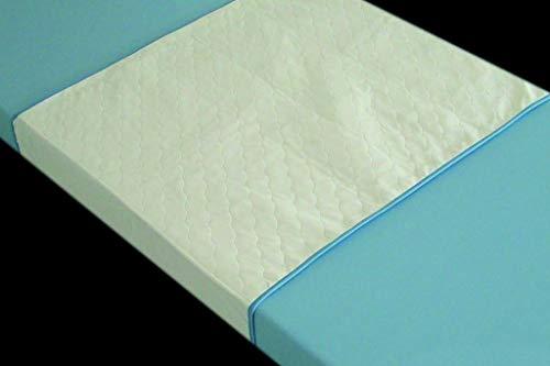 Goflor | Empapador reutilizable de cama absorbente 5 capas + 2,5L/m2 (80x90) ✅