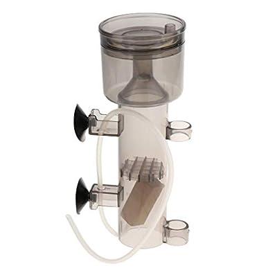 Homyl Filtre Interne Protéines Écumoire Aspirateur Pompe Vacuum Nettoyage Eau Vide Gravier Filtre Propre Aquarium
