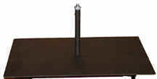 Save %19 Now! Sports Radar Table Top Stand - 4 inch mount for all Sports Radar Guns and 4 inch