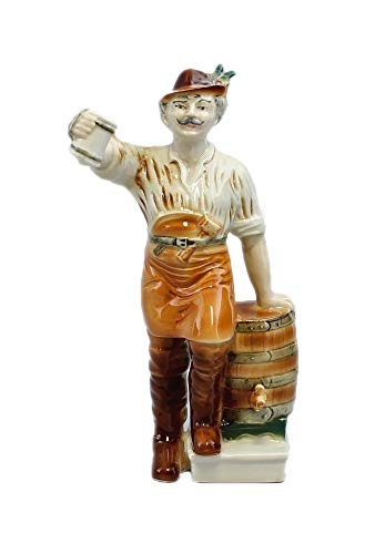 Figura in porcellana Gambrinus Re il Birra