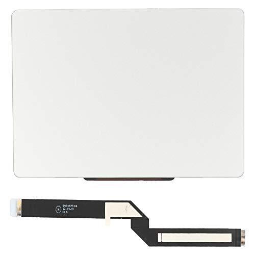 Redxiao Flachkabel 10,6 x 7,6 x 0,2 cm Ersatz-Touchpad, praktisches Laptop-Teil, empfindlich Praktisch für Pro 13-Zoll-A1425 2012