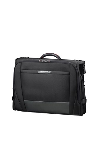 Samsonite PRO-DLX 5 - Tri-Fold Garment Bag 1.6 KG Portatraje de viaje, 55 cm, 40.5 liters, Negro (Black)