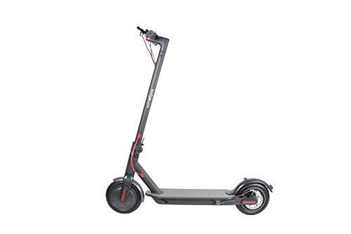eScooter - ca. 25 km Reichweite - 25 km/h - faltbar - Vorder- und Bremslicht - bis 120 kg - Doppelbremse - 250 Watt - Luft Räder 8,5 Zoll