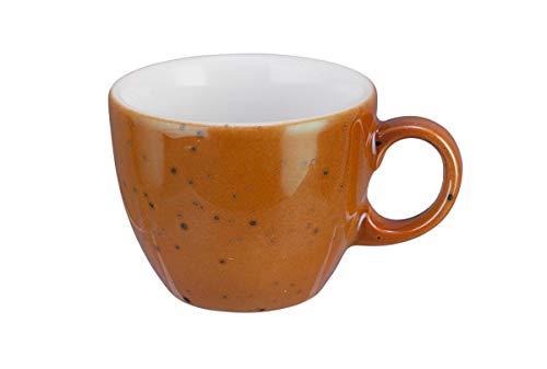 Seltmann Weiden 001.732024 Coup Fine Dining Country Life Obere zur Espressotasse, Terracotta/Braun