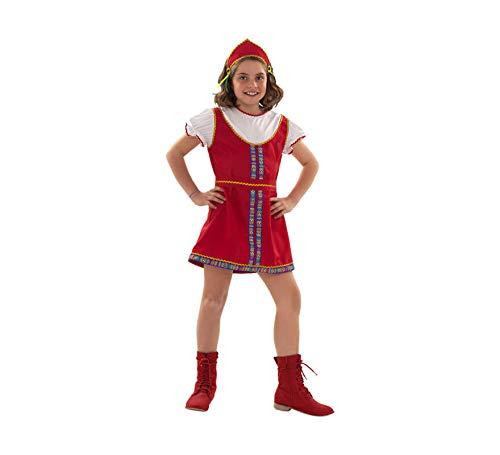 Disfraz de Rusa para niñas en varias tallas