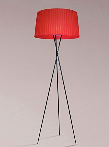 FAFZ bedlampje moderne vloerlamp van Arte creatieve lamp van de vloer met drie poten verticaal