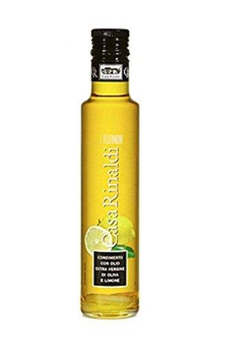 Olio di Oliva Extra Vergine al LIMONE - Olivenöl mit Zitrone - 6x 250 ml (6er-Pack)