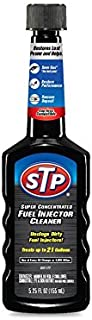 STP Super Concentrated Fuel Injector Cleaner 12 Pack 5.25 fl Oz Bottles