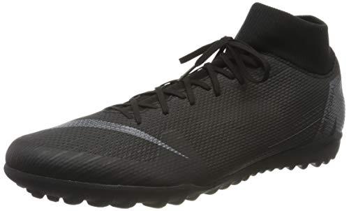 Nike Unisex-Erwachsene MercurialX Superfly VI Academy IC Fitnessschuhe, Schwarz (Black/Black 001), 44 EU