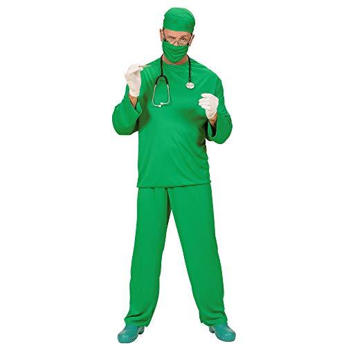 Heren chirurg kostuum extra groot UK 46