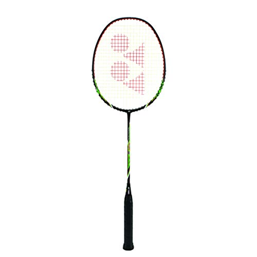 Yonex Nanoray Light 9i Graphite Badminton Racquet (Black, 77 Grams)
