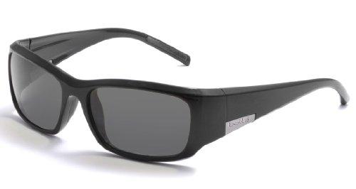 bollé Sonnenbrille Origin - Gafas de Ciclismo, Color Negro, Talla S/M
