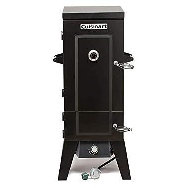 Cuisinart COS-244 Vertical 36  Propane Smoker, Black