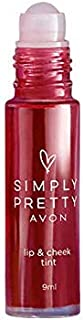 AVON CHEEK AND LIP TINT CHERRY POP
