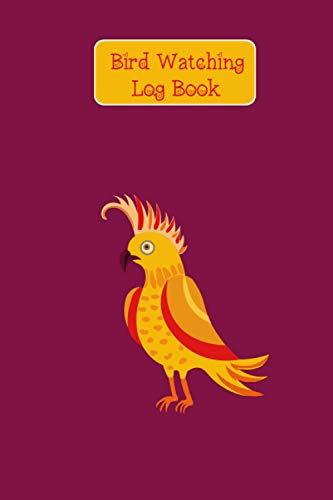Bird Watching Log Book: The Perfect Pocket Size Bird Plant Journal Log Book For Kids Adult & Birdwatchers. Birding Journal to re