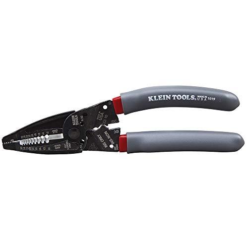 Klein Tools 1019 Klein Kurve Wire Stripper / Crimper / Cutter for B and IDC Connectors, Terminals, More