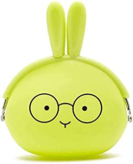 Be Unique Cute Candy Coin Little Pouch for Kids/Girls Wallets/Novelty Kids Girl Cartoon Mini Messenger Bags Lovely Cute Coins Purse Shoulder School Crossbody Bag Baby Girl Birthday Gift (Lemon Yellow)