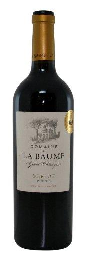 Domaine La Baume Merlot Rotwein (1 x 0.75 l)