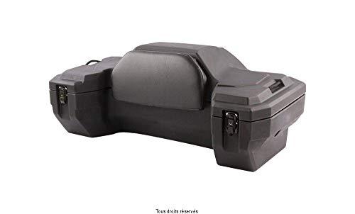 Top Case Quad S-Line 82L Noir Mat Dim: 97x55x40cm 82L 10.2Kg 2 Casques