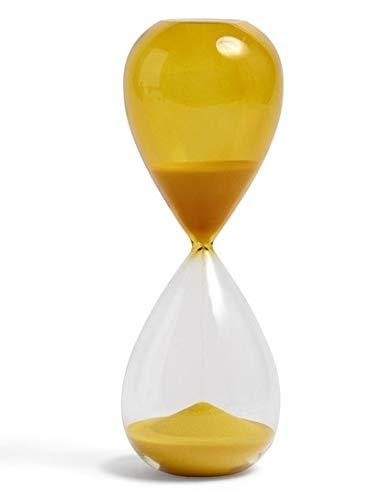 Time L Sanduhr Gelb Hay