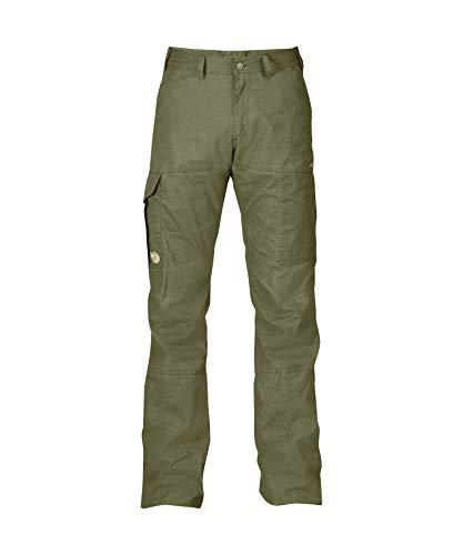 FJÄLLRÄVEN Herren Pantalones Karl Pro M Wanderhose, grün (Green 620), 46