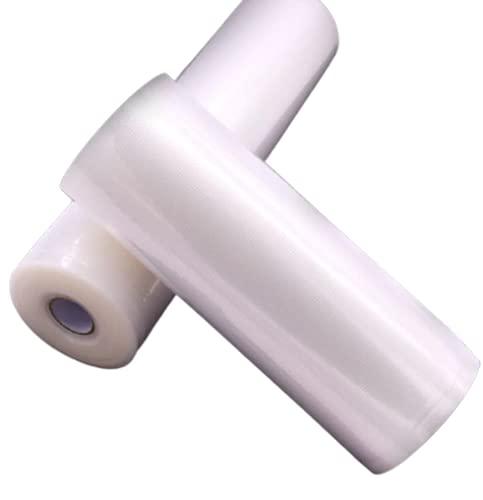 B BALSAT - 2 Rollos para envasar alimentos al vacío - Medidas 20 cm x 600 cm - Rollo gofrado - Bolsas al vacío para alimentos - Se adaptan a medida
