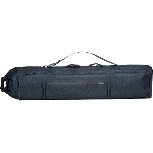Rossignol Unisex 's Premium uittrekbare gevoerde reistas met wieltjes, zwart, 170-220 cm, 2 stuks