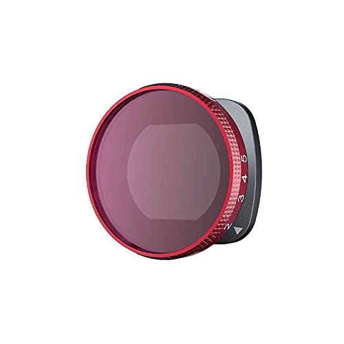 PGYTECH AirOka Pocket 2 VND 2-5 Lens Filters for DJI OSMO Pocket 2 Drone ND4/8/16/32 Filters(Professional)