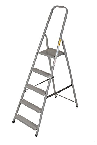 Abbey Steel Step Ladder 5 Tread