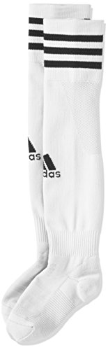 adidas ADI SOCK 18 Socks, Unisex adulto, White/Black, 4042