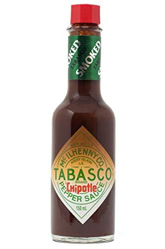 Tabasco McIlhenny Salsa di Peperoncino Chipotle - 141 g