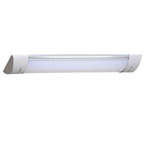 20W - 60 cm - V-TAC - LED Deckenleuchte LED Röhren LED Lineare Lampe - Prismenglas – Tageslicht 4500K