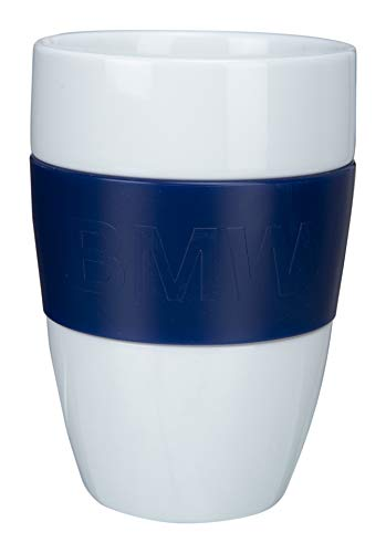 BMW Original Designbecher Becher Tasse Cup dunkelblau