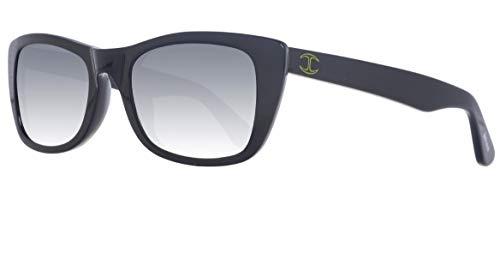 Just Cavalli JC491S 01P Sonnenbrille JC491S 01P Rechteckig Sonnenbrille 52, Schwarz